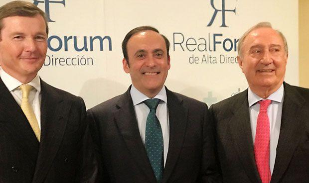 Eduardo Pastor, Máster de Oro del Real Fórum de Alta Dirección