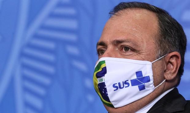 La Fiscalía de Brasil investiga al ministro de Sanidad por la gestión de la crisis del coronavirus