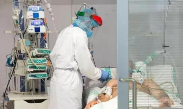 El 15% de los jóvenes ingresados con Covid desarrollan fracaso respiratorio