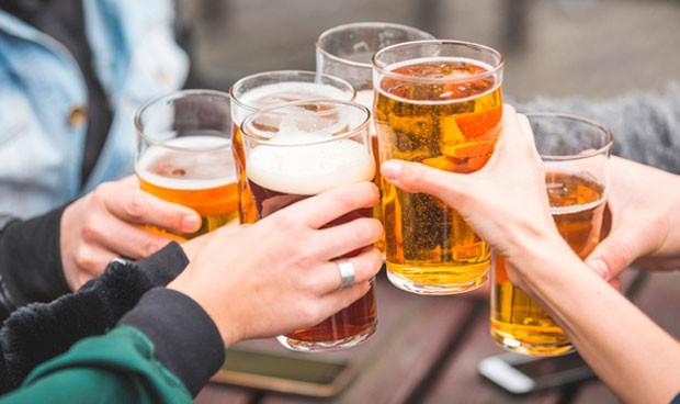 El 52% de los estudiantes de Ciencias de la Salud beben de forma compulsiva