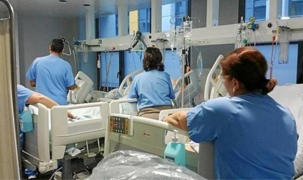 El 61% de los ingresados en Interna es un paciente crónico complejo