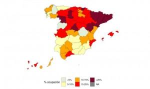 El 64% de las UCIs españolas mantienen una ocupación