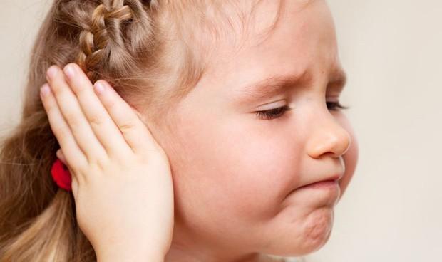 El 90% de los menores padece otitis antes de cumplir los cinco años