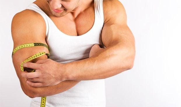 El 90% de los pacientes con vigorexia consume suplementos dietéticos
