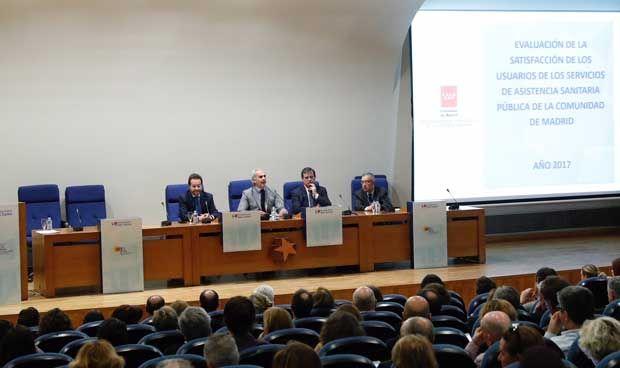 El 94% de los madrileños recomendaría los hospitales públicos de la región