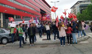El 95% de los trabajadores de IDental secunda la convocatoria de huelga