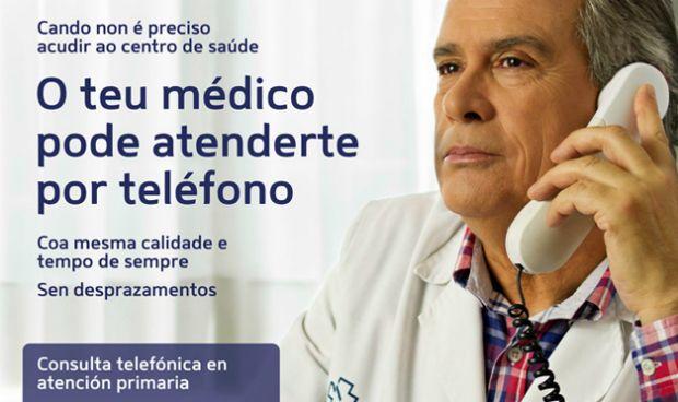 El 99,8% de las consultas telefónicas, resueltas sin visita al ambulatorio