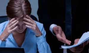 El acoso en el trabajo afecta gravemente al corazón