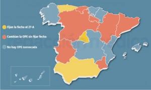 El adelanto electoral del 28-A deja en el aire la OPE nacional en sanidad