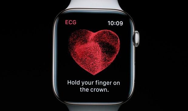 El Apple Watch detecta la fibrilación auricular con una precisión del 84%
