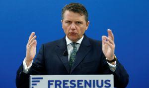 El beneficio de Fresenius crece un 16% impulsado por sus hospitales