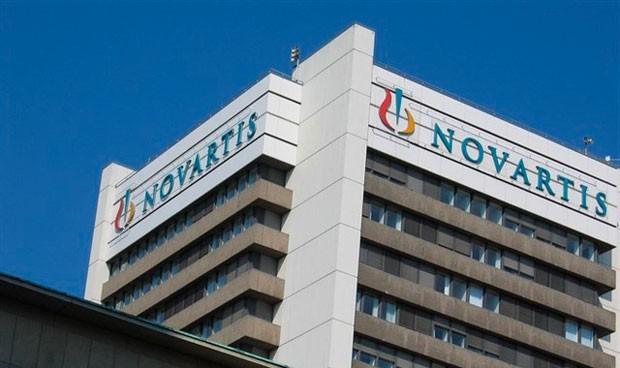 El beneficio neto de Novartis baja un 12,5% en el primer semestre del año