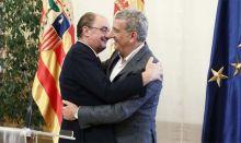 El calculado adiós de Celaya: por lealtad al presidente Lambán