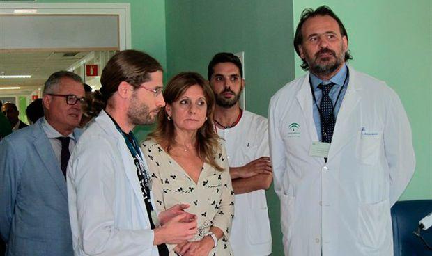 El Campo de Gibraltar ha recibido 50 millones en equipamientos sanitarios