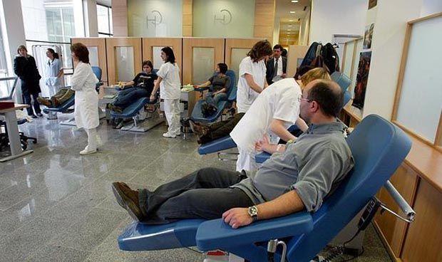 El Centro de Hemoterapia recibe más de 102.000 donaciones en 2017