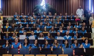 El Centro de Profesiones Biosanitarias HM Hospitales titula a 134 alumnos