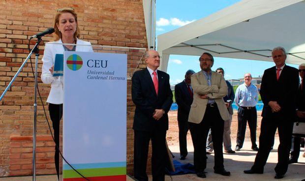 El CEU-Cardenal Herrera inaugura su nueva facultad de Ciencias de la Salud