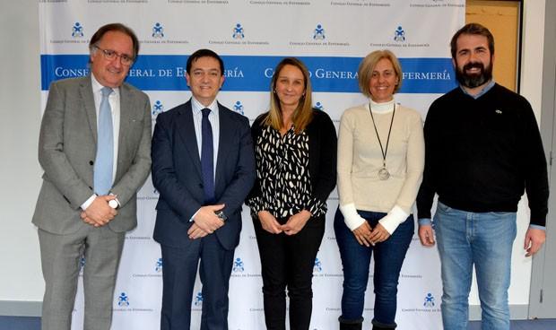 El CGE desarrollará el marco competencial de las enfermeras respiratorias