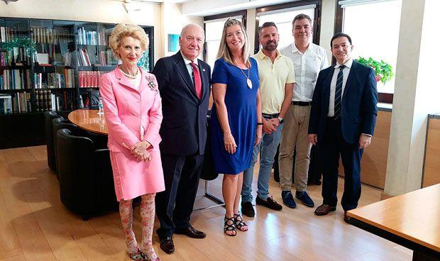 El CGE y Baleares unen sus fuerzas por el desarrollo de la Enfermería