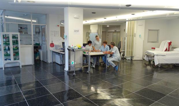 El CHN-B duplica las plazas disponibles de cirugía mayor ambulatoria