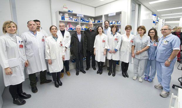 El CHN pone en marcha su nueva Atención Farmacéutica a pacientes externos