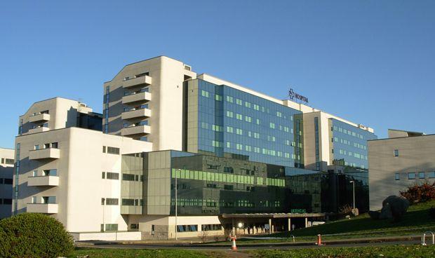 El chus estrenar nuevo hospital de d a de hematolog a for Hospital de dia madrid