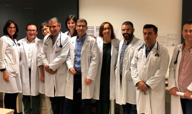 El Chuvi lidera una red de endocarditis en el sur de Galicia