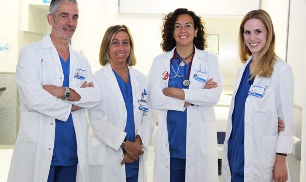 El Clínico reduce a 48 horas la estancia tras la cesárea