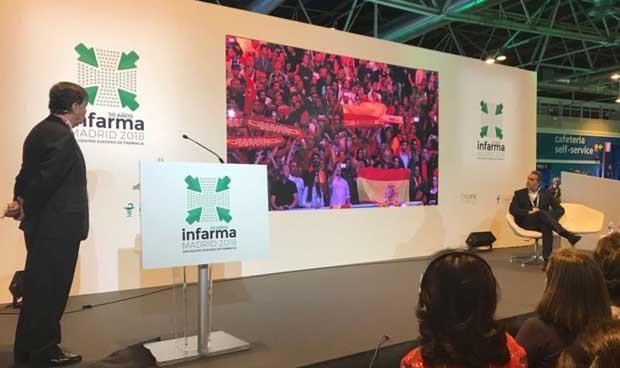 El COFM denuncia un whatsapp engañoso sobre Infarma 2020