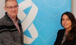 El Colegio de enfermería de Navarra firma su nueva póliza con AMA