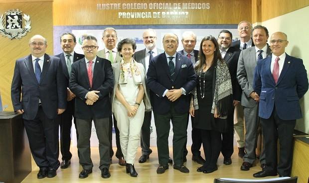 El Colegio de Médicos de Badajoz constituye la nueva Comisión Deontológica