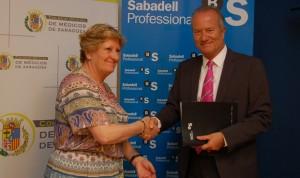 El Colegio de Médicos de Zaragoza ofrece servicios financieros preferentes