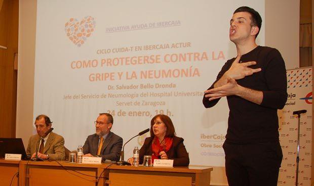 El Colegio de Médicos de Zaragoza organiza un nuevo ciclo Cuida-T