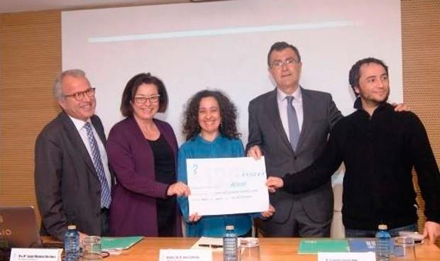 El Colegio de Médicos dobla su donación anual para los niños refugiados