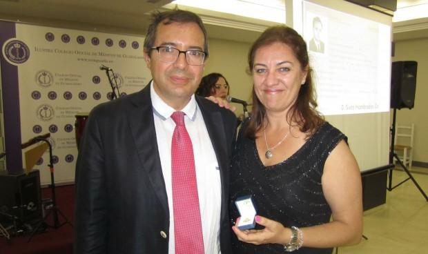 El COM Guadalajara recuerda a los médicos fallecidos