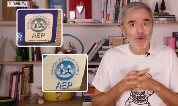 El Comidista ataca los avales alimentarios de la AEP: ?Coladero vergonzoso?