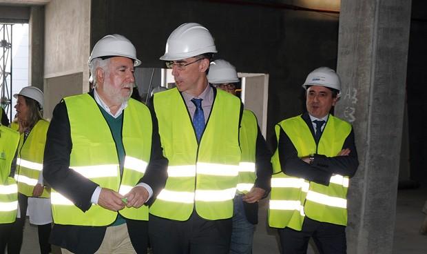 El Complejo Hospitalario de Ourense estará antes de finalizar 2016