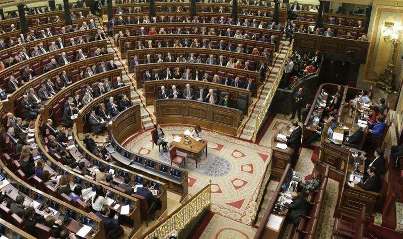 El Congreso expresa �reconocimiento y gratitud� a los sanitarios catalanes
