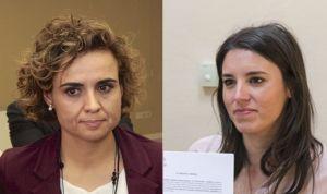 El Congreso votará por primera vez el cese de la ministra Montserrat