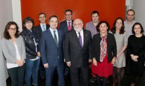 El Consejo de Farmacéuticos vasco nombra  a Ángel Garay nuevo presidente