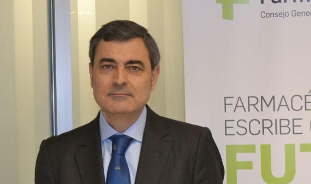 Los farmacéuticos nombran a José María Campo nuevo director general