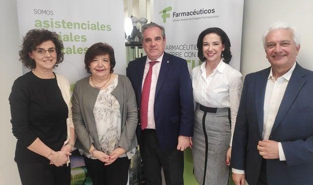 El Consejo General de Farmacéuticos y AEFI renuevan su convenio marco