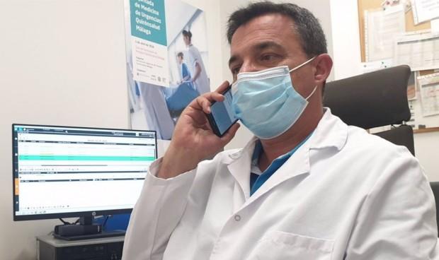 El Covid asienta a la sanidad sobre un modelo mixto de consulta en Primaria