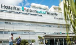 El cribado del SCS certifica a Quirónsalud Tenerife como libre de Covid-19