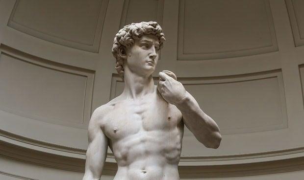 El David de Miguel Ángel se 'adelantó' al descubrimiento de una enfermedad
