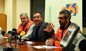 El Delegado de Salud garantiza el camino hacia los 2 hospitales completos