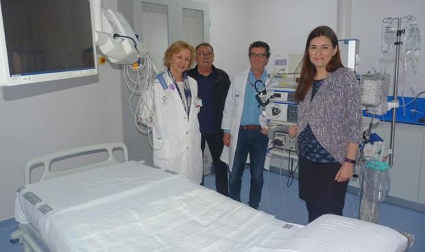 El departamento sanitario de Sant Joan recibirá 21,8 millones hasta 2019