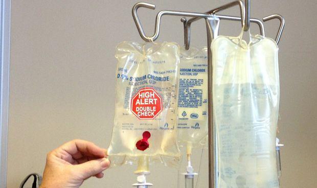 El doble de sesiones de 'quimio' no mejora su eficacia en cáncer de colon