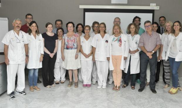 El Doctor Negrín renueva su acreditación en trasplante medular
