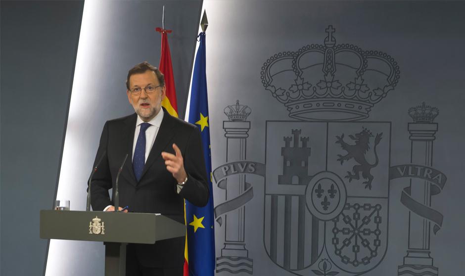 El ejemplo del ébola que le encanta a Rajoy